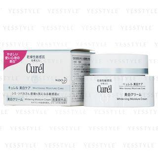 Kao - Curel Whitening Moisture Cream 40ml