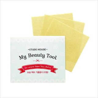 Etude House My Beauty Tool Oil Control Paper Pact Refill Only 1pc