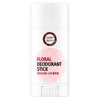 HAPPY BATH - Deodorant Stick (Floral) 40g 40g