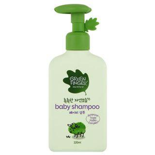 Green Finger Baby Shampoo 320ml 320ml