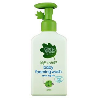 Green Finger Baby Foaming Wash 320ml 320ml