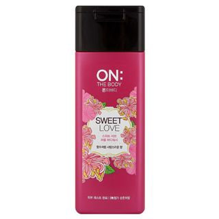 On: The Body Sweet Love Perfume Body Wash180g 180g