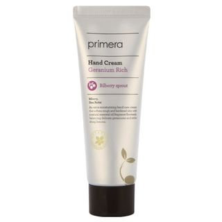 Primera Geranium Rich Hand Cream 80ml 80ml