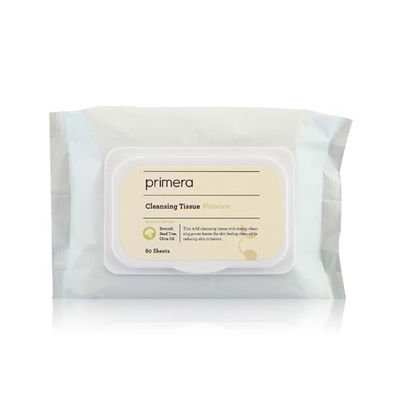 Primera Cleansing Tissue (1pack) 60sheets