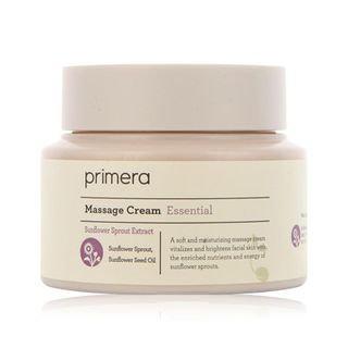 Primera - Essential Massage Cream (Sunflower Sprout Extract) 250ml