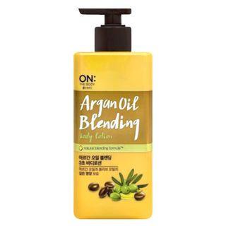 On: The Body Argan Oil Blending Body Lotion 400ml 400ml