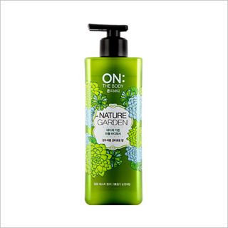 On: The Body ON THE BODY Nature Garden Body Wash 500g/17.6oz