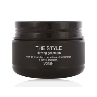 Vonin The Style Shaving Gel Cream 120ml 120ml