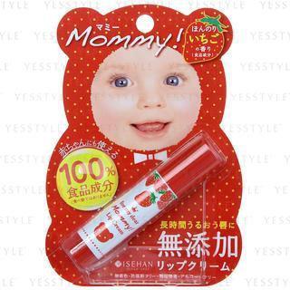 ISEHAN - For My Dear Mommy! Lip Cream (Strawberry) 3.5g