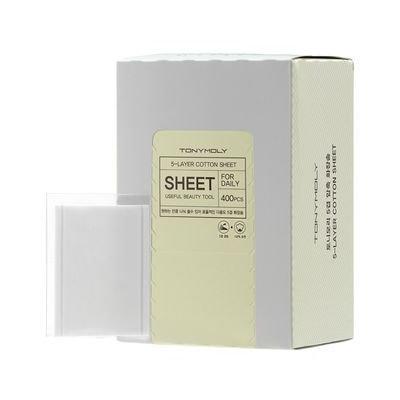 TONYMOLY 5-Layer Cotton Sheet