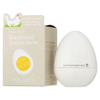 Tony Moly Egg Pore Silky Blackhead Steam Balm-NO COLOUR-One Size