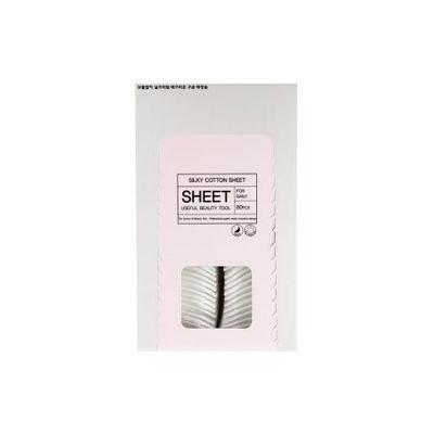 Tony Moly Silky Cotton Sheets 80pcs 1box - 80pcs