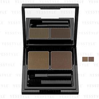 Shu Uemura Brow Palette-WALNUT BROWN/ACORN-One Size