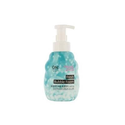 On: The Body Fresh Bubble Foam Cleanser 400ml 400ml