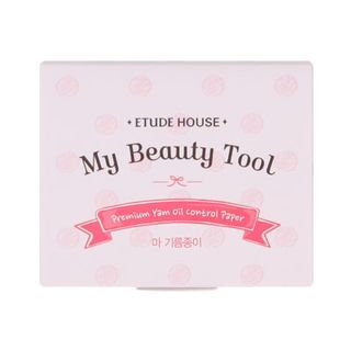 Etude House - My Beauty Tool Premium Yam Oil Control Paper 100 pcs