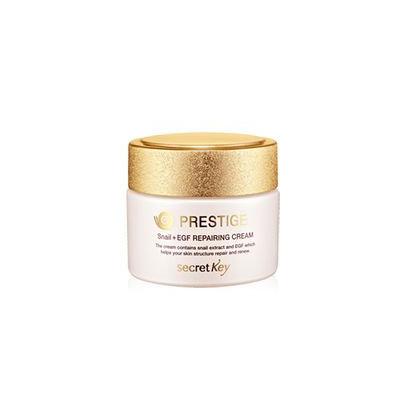 Secret Key Prestige Snail + EGF Repairing Cream 50g 50g