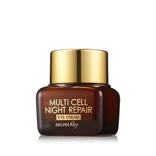 Secret Key Multi Cell Night Repair Eye Cream 15g 15g