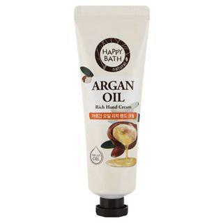 Happy Bath Argan Oil Rich Hand Cream 50ml 50ml