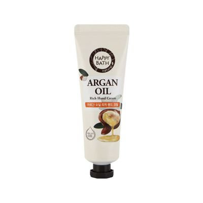 Happy Bath Argan Oil Rich Hand Cream 50ml 50ml