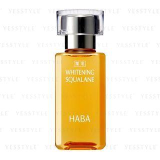 HABA - Whitening Squalane 60ml