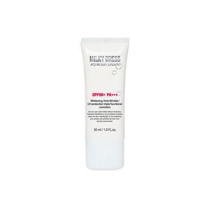 Milkydress Aqua Sun Cream SPF50+ PA+++ 30ml 30ml