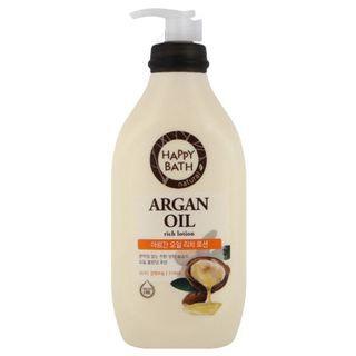 Happy Bath Agran Oil Rich Lotion 450ml 450ml