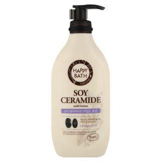 Happy Bath Soy Ceramide Mild Lotion 450ml 450ml