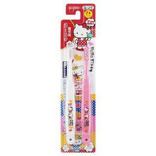 Ebisu - Hello Kitty Twin Toothbrush (B-S37) 2 pcs