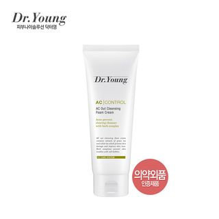 Dr. Young AC Out Cleansing Foam Cream 150ml 150ml