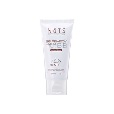 Nots 28 Remedy Juvenile SUN B.B (Natural Beige) 45ml 45ml