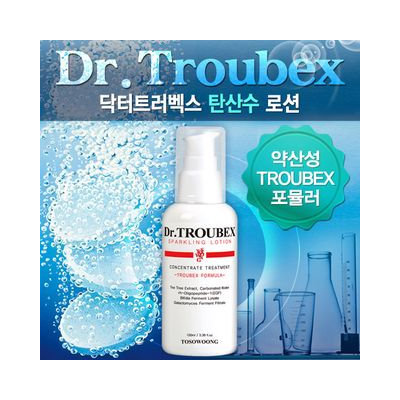 Tosowoong Dr. Troubex Sparkling Lotion 100ml 100ml
