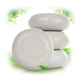 Tosowoong Osory Oil Chestnut Shell Natural Soap 1pc