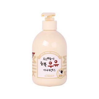 The Flower Men Milk Body Essence 400ml 400ml