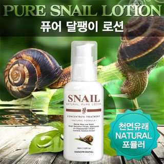 Tosowoong Snail Lotion 100ml 100ml