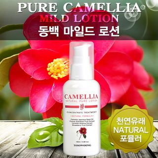 Tosowoong Camellia Mild Lotion 100ml 100ml