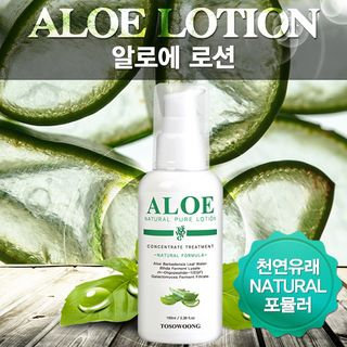 Tosowoong Aloe Lotion 100ml 100ml