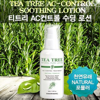Tosowoong Tea Tree AC Control Soothing Lotion 100ml 100ml
