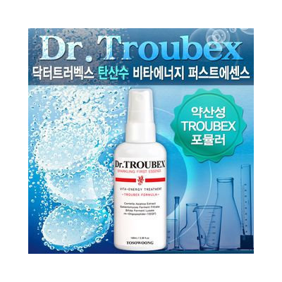 Tosowoong Dr. Troubex Sparkling Vita Energy First Essence 100ml 100ml