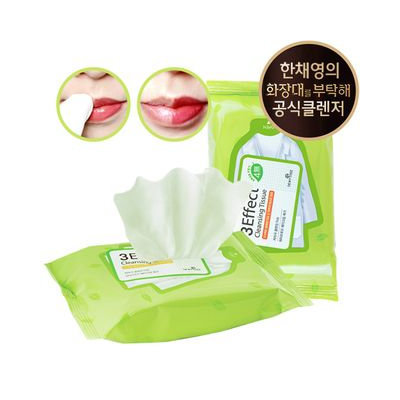 Dewytree 3 Effect Cleansing Tissue 20pcs 20sheets