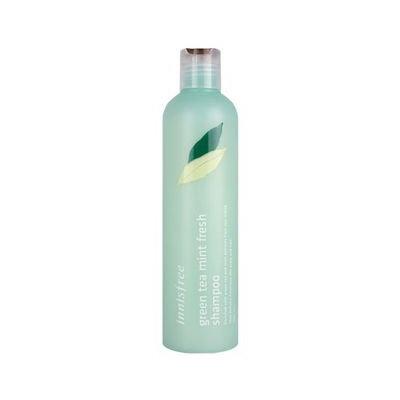 Innisfree Green Tea Mint Fresh Shampoo 300ml 300ml