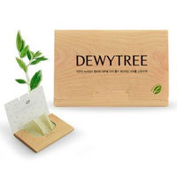 Dewytree Nature Source Green Tea Mattifying Linens 50pcs 50sheets