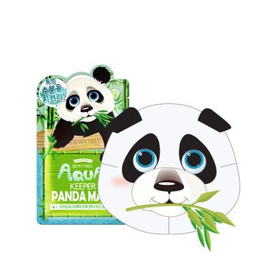 Dewytree Aqua Keeper Panda Mask 10pcs 10sheets