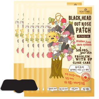 DEWYTREE - Blackhead Out Nose Patch 1 set