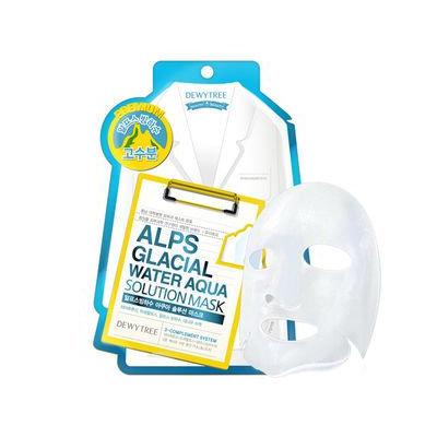 Dewytree Glacial Water Aqua Solution Mask 10pcs 10sheets