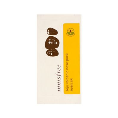 Innisfree Jeju Volcanic Nose Pack (1pc) 1pc