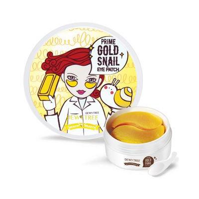 Dewytree Prime Gold Snail Eye Patch 60pcs 60sheets