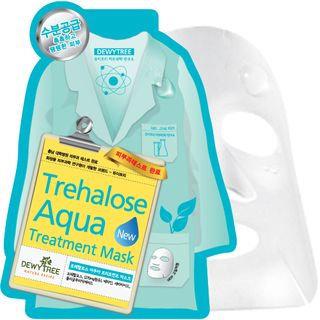 Dewytree Trehalose Aqua Treatment Mask 10pcs 10sheets