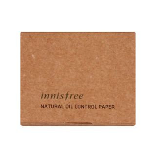 Innisfree Natural Oil Control Paper (50sheets) 50sheets