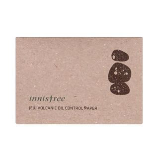 Innisfree Jeju Volcanic Oil Control Paper (50sheets) 50sheets