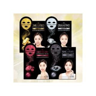 Scinic Ruby Hydrogel Mask 1pc 1pc (28g)
